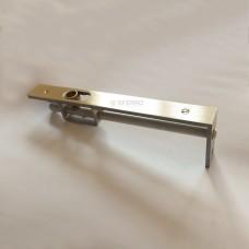 Шпингалет врезной 24х400 мм